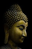 Buddha statue. In temple thailand stock image
