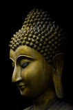 Buddha statue. In temple thailand royalty free stock image