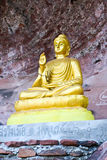 Buddha statue thai Stock Photo