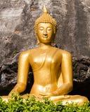 Buddha statue, Thai style. Stock Photos