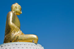 Buddha statue, Thailand Royalty Free Stock Images