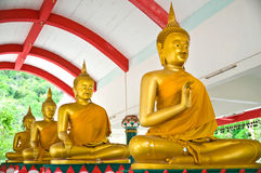 Buddha Statue,Thailand Royalty Free Stock Photography