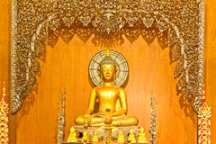 Buddha statue in Thailand Royalty Free Stock Images