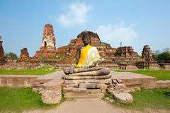 Buddha Statue - Thailand Stock Photography