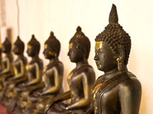 Buddha statue ,Thailand Royalty Free Stock Photo