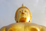 Buddha statue in Thailand Stock Photos
