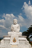 Buddha statue,thailand. The buddha statue in thailand Stock Photos