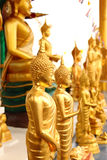 The buddha statue Stock Photography