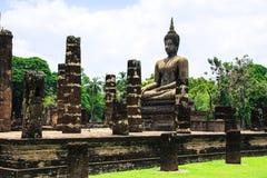Buddha-Statue in Thailand Lizenzfreie Stockfotografie