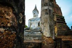 Buddha-Statue in Thailand Stockfotografie