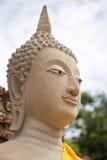 Buddha-Statue in Thailand Stockbild