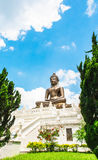 Buddha statue of thailand Royalty Free Stock Photos