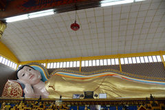 Buddha statue in Thailand Buddha Temple. Royalty Free Stock Photography