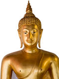 Buddha statue in Thailand Royalty Free Stock Photography