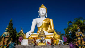 Buddha statue in Thailand Royalty Free Stock Image