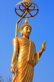 Buddha statue,thailand. Royalty Free Stock Images