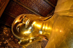Buddha statue in thailand. Buddha statues in Wat Pho, Thailand Stock Photography