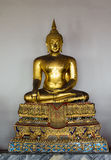 Buddha statue in thailand. Buddha statue at Wat Arun, Bangkok Thailand Royalty Free Stock Images