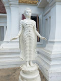Buddha statue. Buddha is Thailands revered and sacred shrines Stock Image
