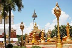 Buddha statue. Buddha statue at thatphanom Relics Stock Photography