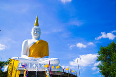 Buddha statue. Buddha on top of him stock images