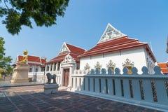 Buddha-Statue und -Kapelle Lizenzfreie Stockbilder