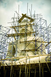 Buddha Statue. under construction Stock Images
