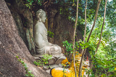 Buddha statue Vietnam in Nha Trang Stock Photography