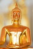 Buddha-Statue von Thailand Stockfoto