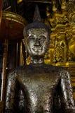 Buddha statue. The Buddha was a core belief of Buddhism Royalty Free Stock Photo
