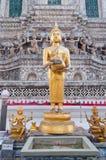 Buddha statue at Wat Arun Stock Photos