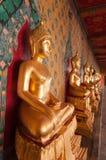 Buddha statue at Wat Arun Temple Stock Image