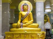 Buddha statue. Buddha, Wat Chong Kham Thailand Stock Photography
