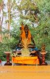 Buddha statue at Wat Hai 02 Royalty Free Stock Image