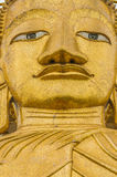 Buddha statue  Wat Intharawihan Bangkok thailand Royalty Free Stock Photo