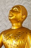 Buddha statue at Wat Kaopra temple Royalty Free Stock Image