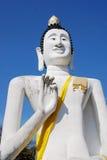 Buddha-Statue - Wat Koh Samet Temple KOH Samet, Thailand Lizenzfreie Stockbilder