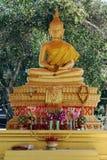 Buddha Statue - Wat Koh Samet Temple. Koh Samet, Thailand Stock Photo
