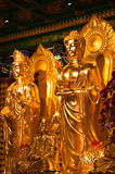 Buddha statue in Wat-Leng-Noei-Yi2 Royalty Free Stock Photos