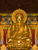 Buddha statue in Wat-Leng-Noei-Yi2 at Thailand Stock Images