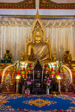Buddha statue of Wat Nong Wang Khonkaen Thailand 2 Stock Photography