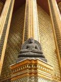 Buddha statue. At Wat phra keaw ,Bangkok Stock Images
