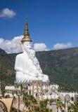 Buddha-Statue in wat phra Sohn keaw Lizenzfreie Stockfotografie