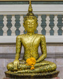 The buddha statue. Royalty Free Stock Image