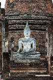 Buddha Statue at the Wat Sa-Si Temple in the Historic Park of Su Stock Image
