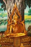 Buddha statue, Wat Tonson Stock Photography