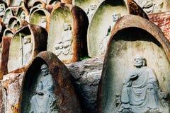 Wawoo temple, buddha statue in Yongin, Korea