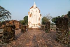 buddha statue white Στοκ εικόνες με δικαίωμα ελεύθερης χρήσης