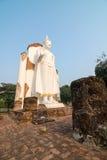 buddha statue white Στοκ Εικόνα