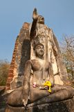Buddha Statue and Worship Royalty Free Stock Images